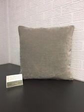 Handmade Velvet Scatter Cushion Cover in Grey