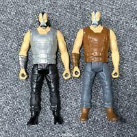 DC Comic Batman and bane 3.75/'/' Figure the dark knight rises TOYS movie   MBJD