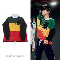 KPOP BTS JUNG KOOK Hoodie Love Yourself Pullover Bangtan Boys sweater