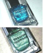 New in box! Deborah Lippmann nail polish LOT XANADU & MERMAID'S DREAM