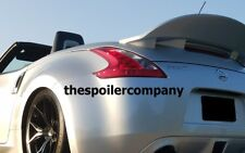 "UN-PAINTED for 2010-2017 NISSAN 370Z ROADSTER ""TEXAS TWISTER"" REAR SPOILER WING"
