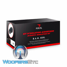 FOCAL B.A.M. XXXL HONEYCOMED SPEAKERS DAMPING MATERIAL ACOUSTIC INSULATION KIT