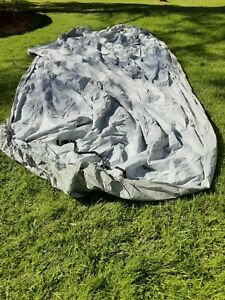 LARGE TRUCK/CAR COVER/NEVER USED/FITS TOYOTA TUNDRA/F-150 ETC.