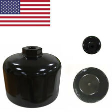86MM Oil Filter For BMW & Volvo Wrench Housing Caps Socket Removal Tool Black #s