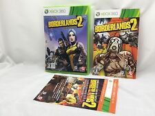 Microsoft Xbox360 (Japan Ver.) Borderlands 2 TrackingNumber from Japan