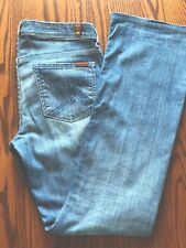 7 For All Mankind Flynt Womens Jeans Size 28