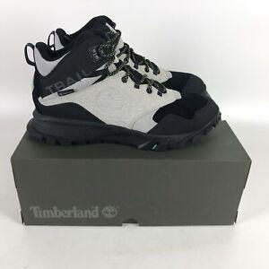 Timberland Garrison Trail Waterproof Mid Hiker Boots Mens Size 11 Gray 0A23ET