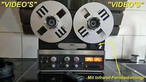 ReVox B77 mit IR-Fernbedienung! 4-Spur, 9,5 und 19cm/sec! VIDEO'S!!!! TOP!