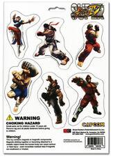 Street Fighter Refrigerator Magnet Set Anime Manga New