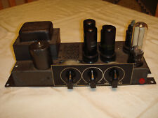 VINTAGE BELL & HOWELL MODEL 138 FILMOSOUND 16MM PROJECTOR AMPLIFIER