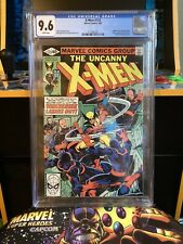 X-MEN #133 CGC 9.6 NM+ WHITE PG 1ST SOLO WOLVERINE! HELLFIRE CLUB, DARK PHOENIX
