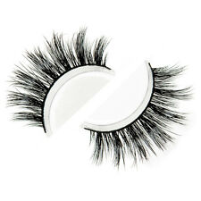 Siberian Real Mink Eyelashes Strip Lashes - MONACO (For Lilly)