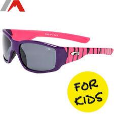 Weiche Ultraflexible Kinder Sonnenbrille mit blendfreien polarisierende Scheiben