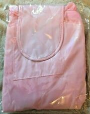 Portable Cosmetic Bag, Organiser Storage - Pink