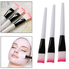 3pcs Face Facial Mud Mask Mixing Brush Tool Skin Care Beauty Makeup Applicator