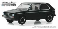 A.S.S NEU GreenLight 1/64 VW Volkswagen Golf MK1 1976 Black Bandit Series 22