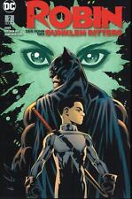 Robin-el hijo del oscuro ser caballero 2, Panini