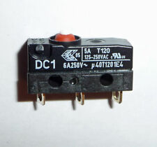 Mikroschalter Reparatur ZV Türschloss Audi, Seat, Skoda, VW Golf 4, Microtaster