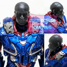 Marvel Legends War Machine James Rhodes Don Cheadle Custom Head Sculpt Cast