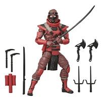 PREORDER January2021 G.I. Joe Classified Series 6-Inch Red Ninja