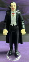 Universal Monster Dracula with cape  Figure 4 inch BK Toy Vintage 1997