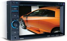 "BOSS AUDIO BV9356I CAR 2 DIN IN-DASH 6.2"" MONITOR DVD/MP3/CD USB SD IPOD CONTROL"
