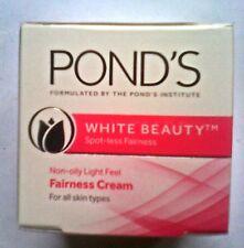 Pond's White Beauty Spot-less Fairness Cream 25g Non-oily Light Feel All Skin