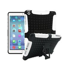 "Shockproof Heavy Duty Tire pattern Case Cover for iPad Mini 1234 Air 2 9.7"" 2017"