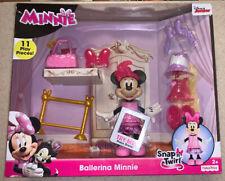 NEW Fisher-Price Disney Minnie Mouse Movie Star Ballerina Minnie Doll
