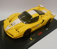 HOT WHEELS 1/43 Scale Diecast N5612 FERRARI FXX  NO:22 YELLOW