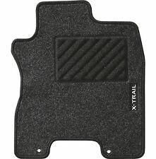 Nissan X-Trail Genuine Car Floor Mats Standard Textile Tailored Front+Rear x4