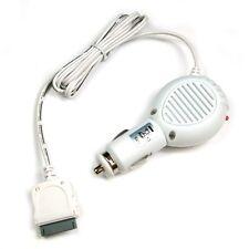 Cable De Cargador Coche, 2A para Apple iPhone 4 Conector La Base