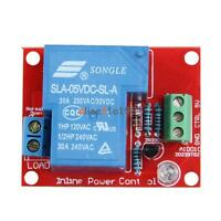 SLA-05VDC-SL-A 5V 30A Relay Module High Power For Arduino AVR PIC DSP ARM