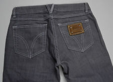 EUC RRP $349 Womens Stunning Dolce&Gabbana 'SLIMMY TIGHT' Stretch Jeans W25 L30