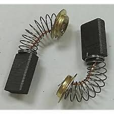 Carbon Brushes for Makita Mixer Paddle UT2204 UT2204/1 UT2204/2  UT 2204  D22