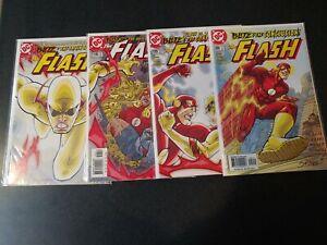 The Flash #197 #198 #199 #200 (2003) DC Comics Origin and 1st App of Zoom VF/NM