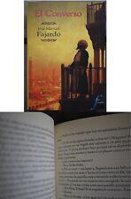 """Libro """"El converso"""" de Jose Manuel Fajardo"""