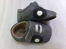 Smaller by See Kai Run Genuine Leather Soft Sole Baby Boys Shoes Size 0-6 Months