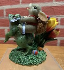 """Charming Tails """"Hoppin' Down The Bunny Trail"""" - 88/110 - 2002 - No Box"""
