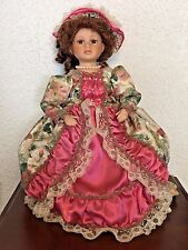 THE SAMANTHA DOLL COLLECTION 1998 16 INCH DOLL