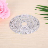 Metal DIY Cutting Dies Stencil Scrapbook Album Paper Card Embossing Craft 、2018
