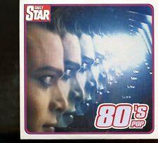 80s Pop / Newspaper Promo CD