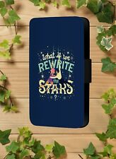 The Greatest Showman Quotes Art Faux Leather Flip Phone Case M21i