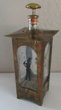 "Vintage Decanter Glass Liquor Bottle Music Box ""How Dry I Am"""