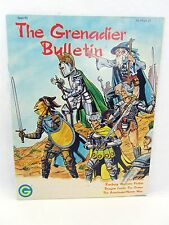 THE GRENADIER BULLETIN 1992 Issue 4, Kryomek Arachnoid Micron War Orc Armies