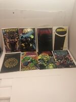 Lot Of 8 Image Comic Books All Number 1's