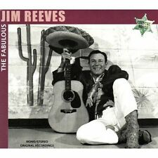 The Fabulous Jim Reeves: Mexican Joe by Jim Reeves (CD, Sep-2009, Musicpro)