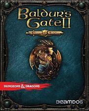 Baldur's Gate II: Enhanced Edition (Windows + Mac + Linux)  (Instant Download)