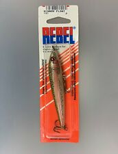 Original Rebel Minnow Float Natural Rainbow Trout F1071 Freshwater Fishing Lure