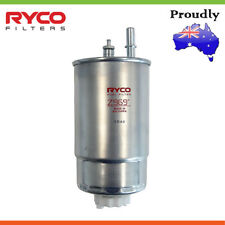 New * Ryco * Fuel Filter For FIAT DUCATO JTD 2L 4Cyl 2/2007 -1/2012